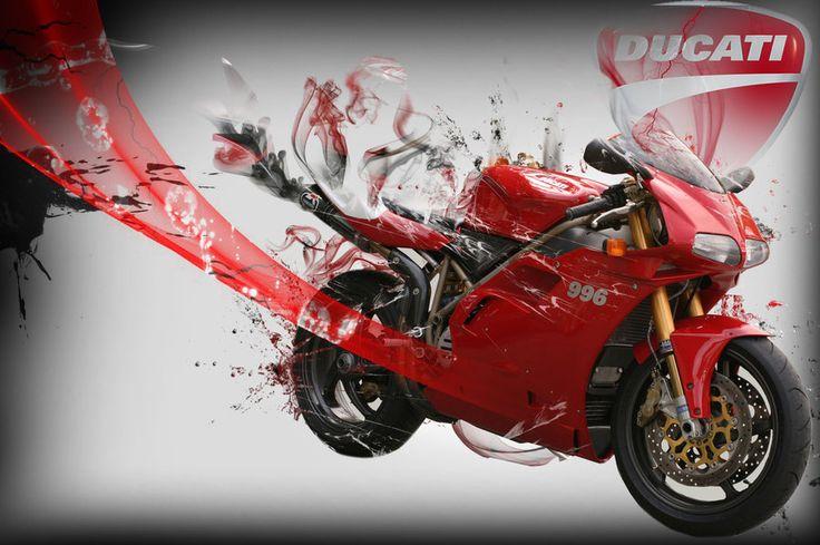 Ducati 996 sps by Huey212.deviantart.com on @DeviantArt