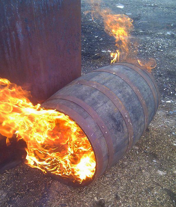 Merchant-and-Makers-Cooper-Pete-Coates-10-Toasting-Barrel