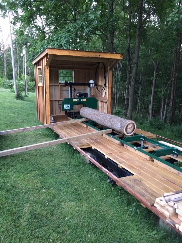 Home | Portable Sawmills in 2019 | Bandsaw mill, Portable