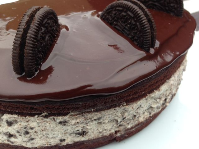 OREO kage (Danish recipe for oreo-cake)