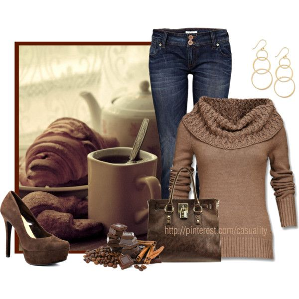 """""""Coffee Beans & Pumps"""" by casuality on Polyvore"""