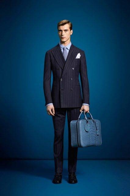 Clément Chabernaud Models Lapo Elkann's Capsule Collection for Gucci