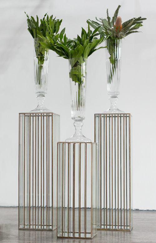 Wholesale Glass Vases Decorative Glass Accent Decor