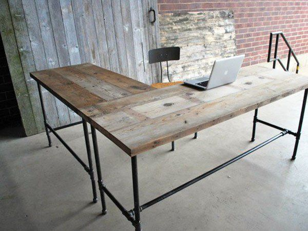 ... the height of the desk slightly to ensure it is level and you could also adjust the position of the support bar however you like even after assembly.