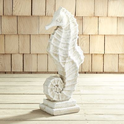Sea Horse Figurine