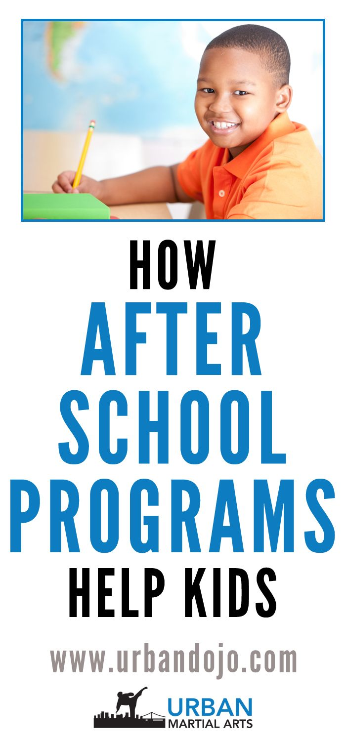 Looking for after-school programs? This article explains why after-school programs help kids succeed in life. Learn about after-school programs in Brooklyn: http://urbandojo.com/after