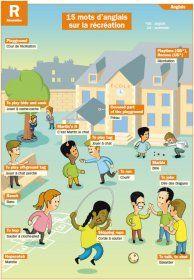 15 mots d'anglais sur la récréation - Mon Quotidien, le seul site d'information quotidienne pour les 10-14 ans !