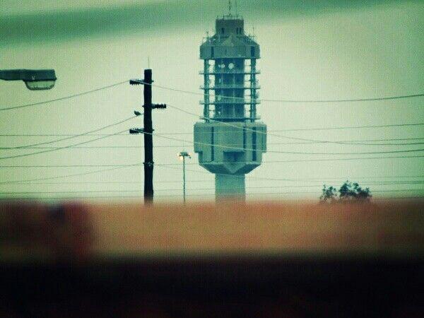 The Diamond strutter's Lighthouse