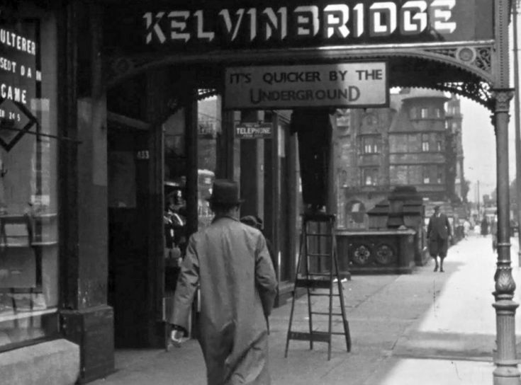 Old Photographs Of Glasgow