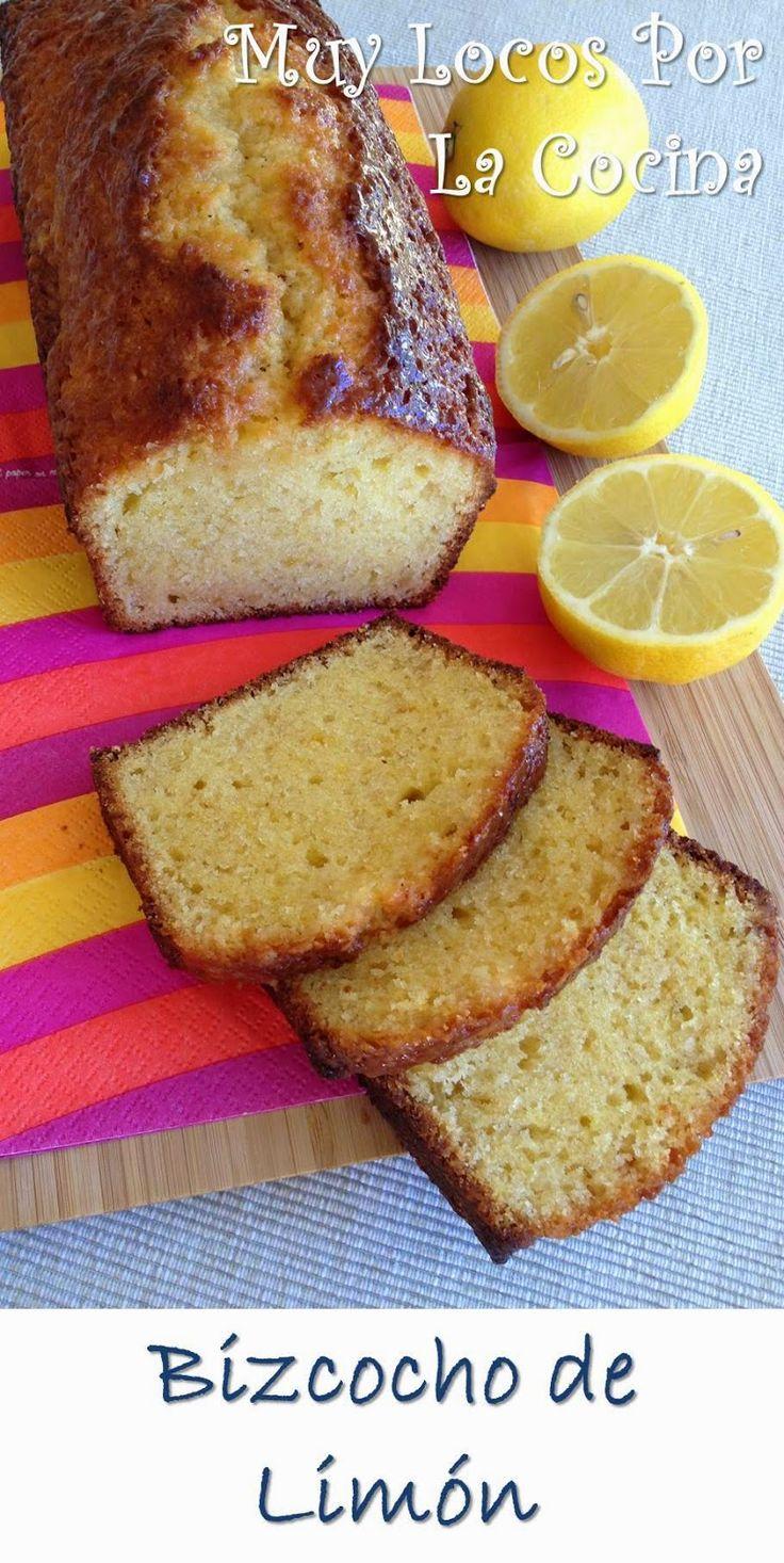 Twittear      Este bizcocho de aspecto rústico tiene un sabor delicioso a mantequilla y limón, y una textura firme pero al...