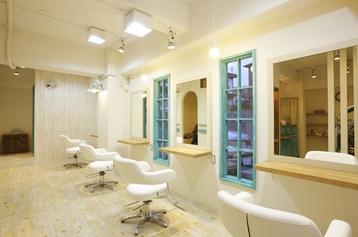 Small Space Hair Salon Ideas Design Ideen Schonheiten