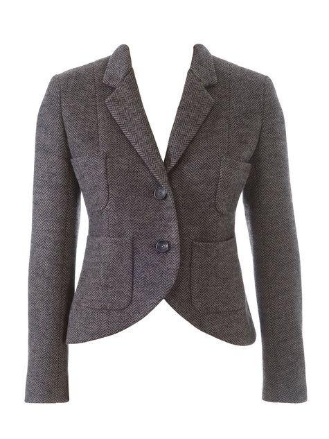 BurdaStyle Jersey Blazer April 2014