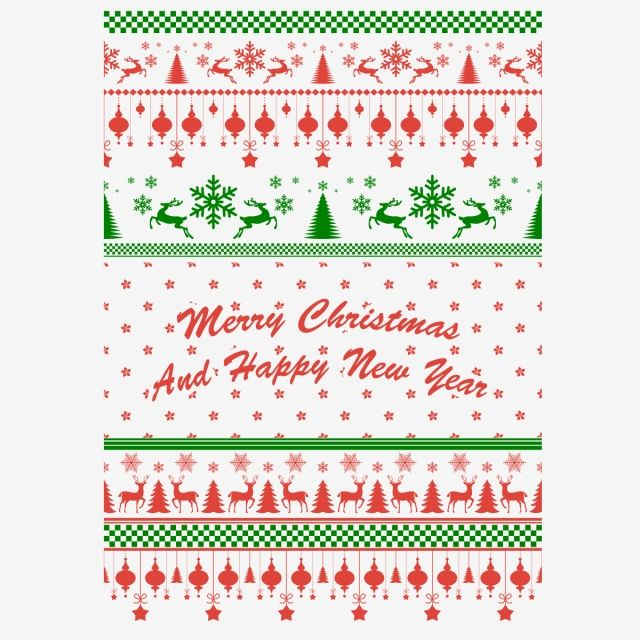 Borders For Christmas New Year Or Design Sweater Ornaments For Scandinavian Pattern Vector Illustration Christmas Sweater Pattern Png And Vector With Transp Scandinavian Pattern New Year Greeting Cards Vector Illustration