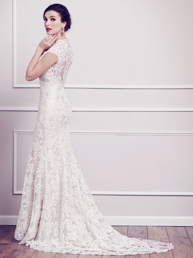 36 best Wedding dresses 2015 images on Pinterest | Wedding ...