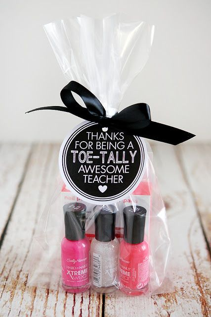 eighteen25: Hands Down Teacher Appreciation Gift