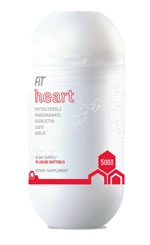 Fit Heart $36.00 Key Bioactives: phytosterols + CoQ10 + Grape seed extract + garlic + quercetin + Noni  www.mymorinda.com/3268880