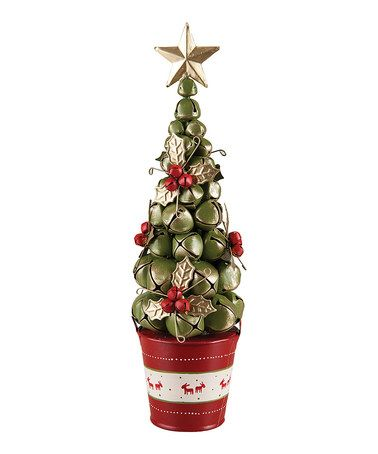 Jingle Bell Tree Decorations 122 Best O Christmas Tree Images On Pinterest  Christmas Deco