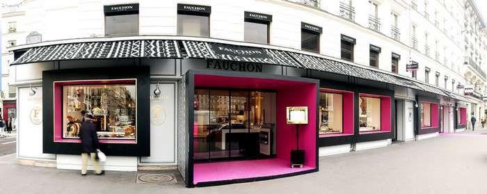 Fauchon Paris. Yum!!!