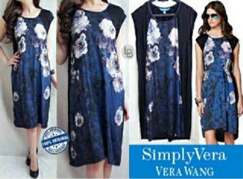 Jual Vera Wang Moon Flower Sleepwear Dress hanya Rp 89.876, lihat gambar klik https://www.tokopedia.com/mamanya-zati/vera-wang-moon-flower-sleepwear-dress    #verawang #moon #flower #sleepwear #dress #dark #black #blue #style #life