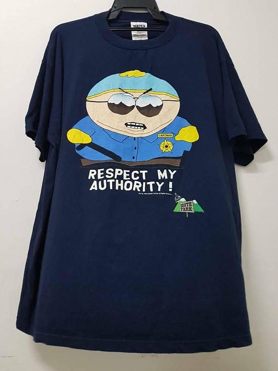 Check out this item in my Etsy shop https://www.etsy.com/listing/527724176/vintage-1998-respect-my-authority-south
