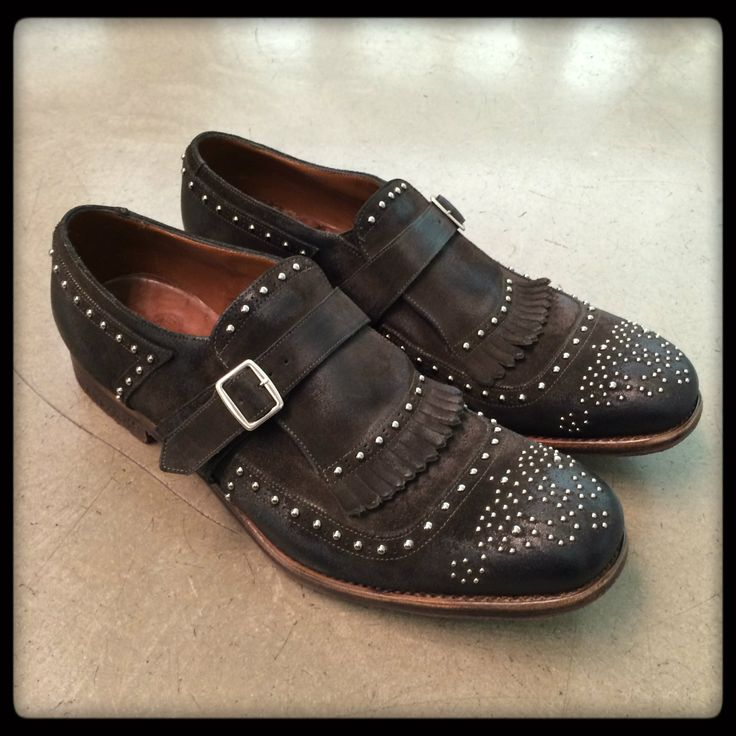 Church's #shoes #Shanghai #stud #SpringSummer #FolliFollie #collection