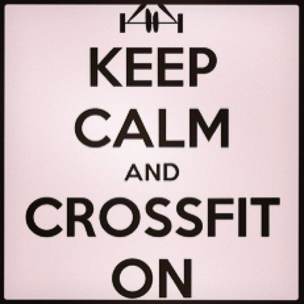 how to get into crossfit