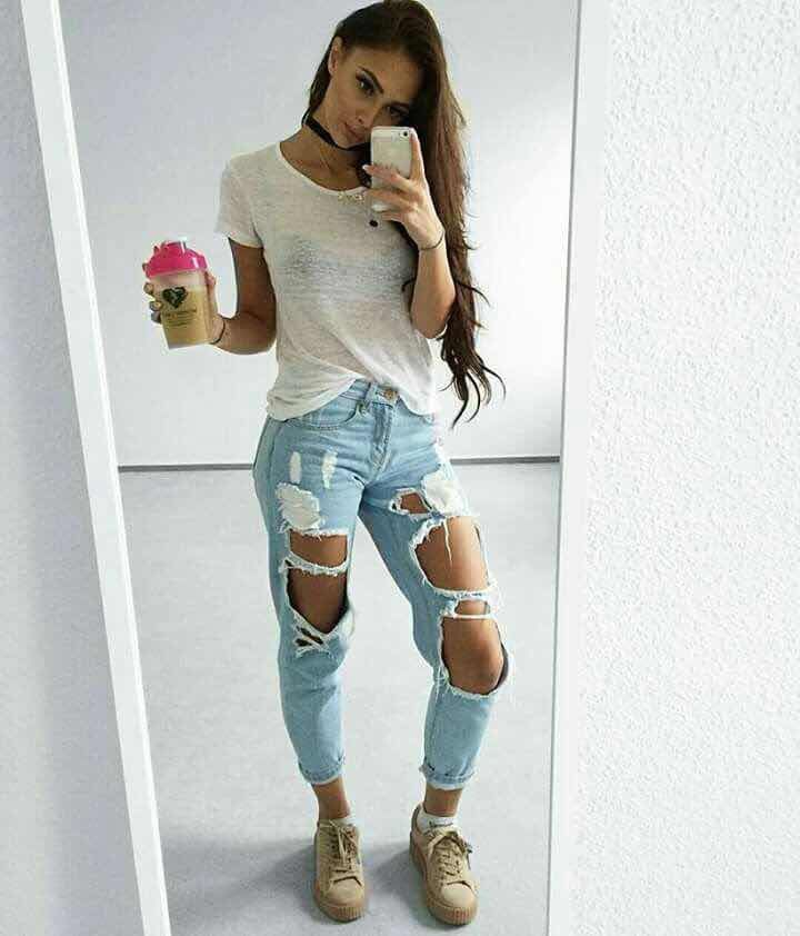 Pin On Outfits Con Jeans