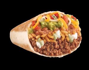 copycat recipe of Taco Bell's XXL Grilled Stuft Burrito - Beef