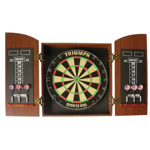Shop Wayfair for All Dart Boards & Cabinets to match every style and budget. Enjoy Free Shipping on most stuff, even big stuff.