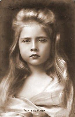 Princess of Romania, Marie von Rumanien