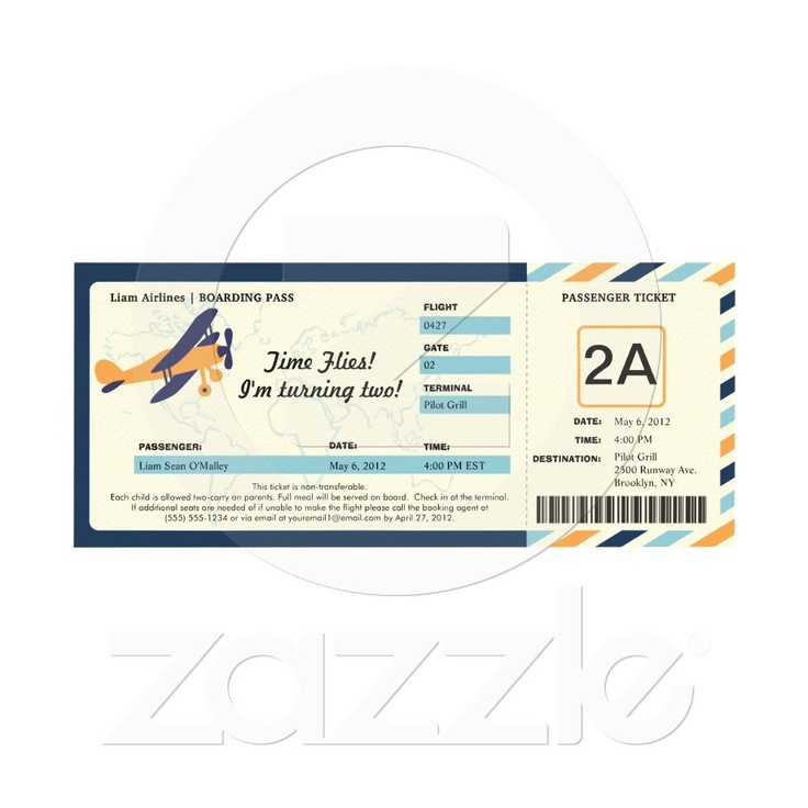 55 best Travel Labels images on Pinterest Christmas dance - plane ticket template