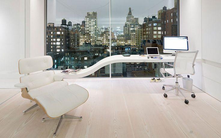 Tipos de parquet multicapa en acabado blanco para lograr un estilo mucho más nórdico