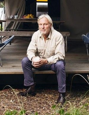 Architect Peter Stutchbury, who has won the Gold Medal for Architecture.