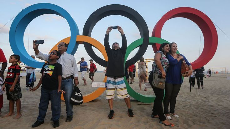 Olympic athletes are upset 'Pokémon Go' isn't available in RioPeople take photos in front of a set of Olympic rings created from recycled material on Copacabana beach one of the Olympic venues in Rio de Janeiro Brazil.  Image: Getty Images  By Raymond Wong2016-08-01 16:31:26 UTC  If youre going to Rio de Janeiro for the 2016 Olympics whether as a visitor or an participating athlete youll have to face one harsh reality: Pokémon Go is a no-go.  The game launched last month and quickly rose to…