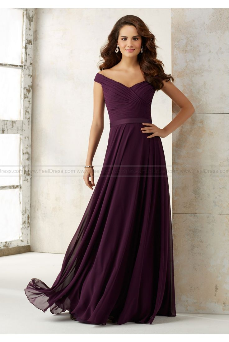 Mori Lee Bridesmaid Dress Style 21523