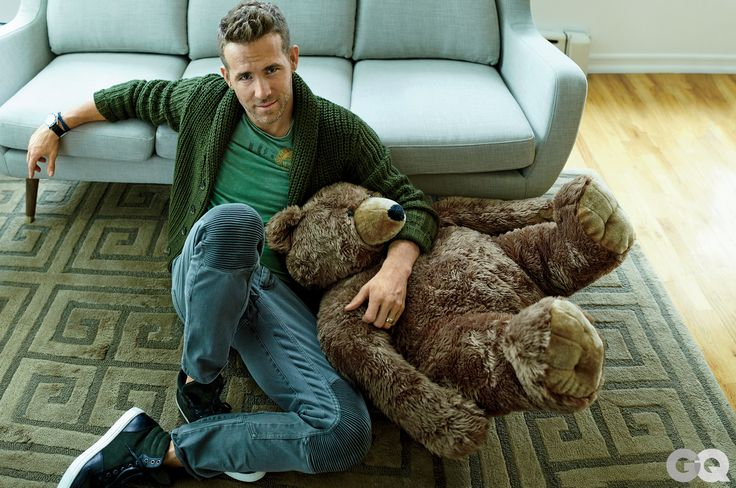 Ryan Reynolds and Blake Lively may have settled down, but he's far from settling. The Deadpool star shows us how to embrace your dad years