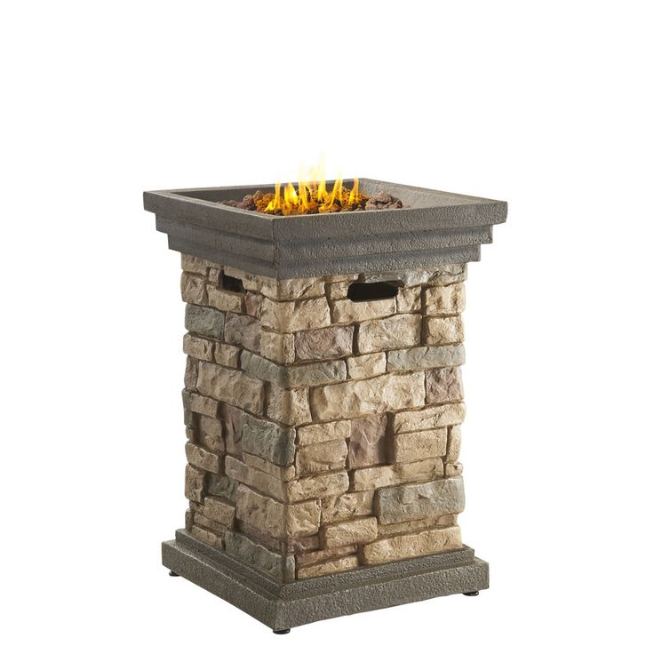 Best 25+ Outdoor propane fireplace ideas on Pinterest ...