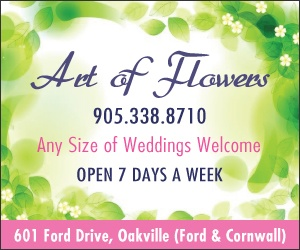Art of Flowers | Oakville