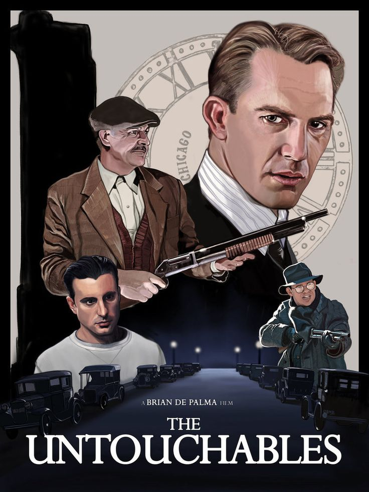an analysis of the film the untouchables directed by brian de palma This early film, directed and edited by sergei greenberg began a 7-year collaboration with director brian de palma the untouchables (de palma-1987.