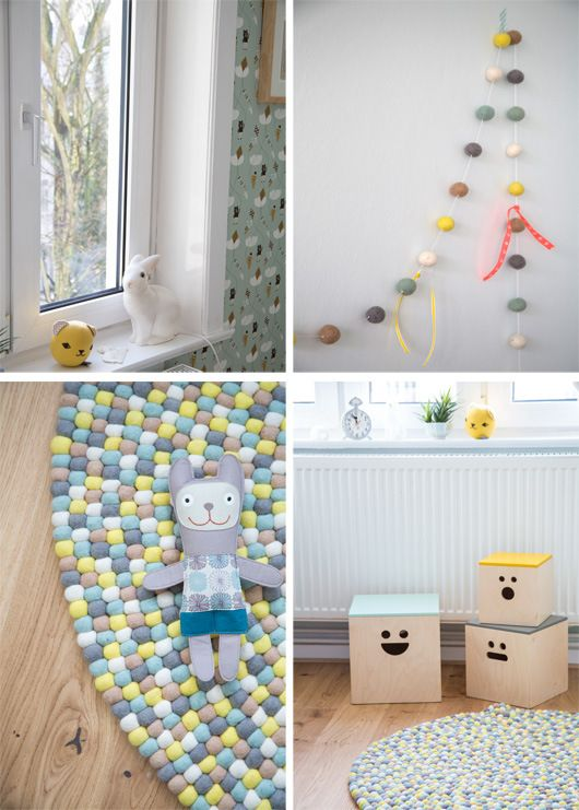 Our Baby Boy's Nursery Before + After