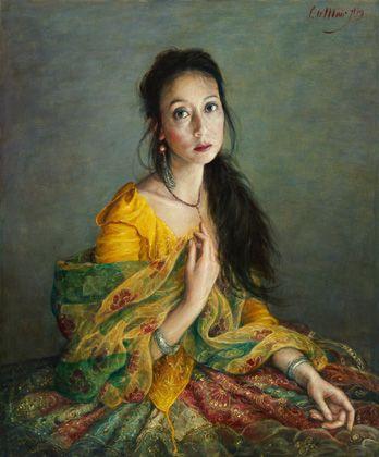 Portret Jeane