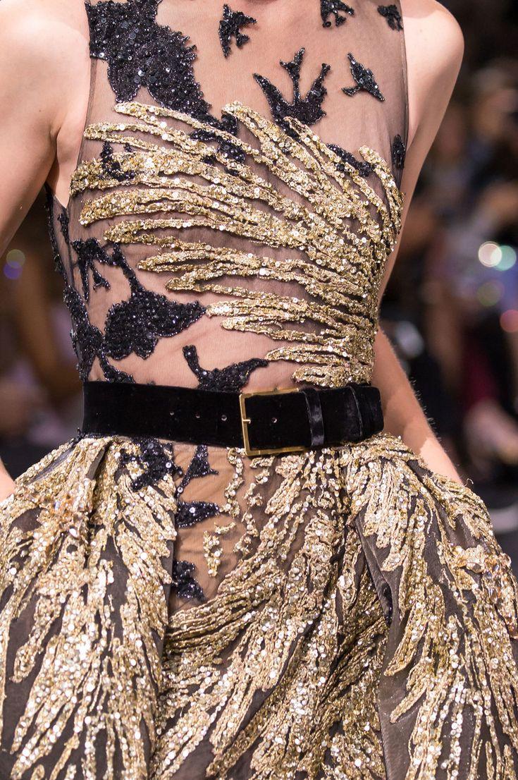 """sofiazchoice: """"Elie Saab Haute Couture Fall 2016 """" Bonjour, nous sommes Katarina et Violeta. Nous adorons la mode."""