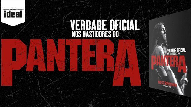 História do Pantera, escrita pelo baixista da banda, ganha edição nacional - Território da Música