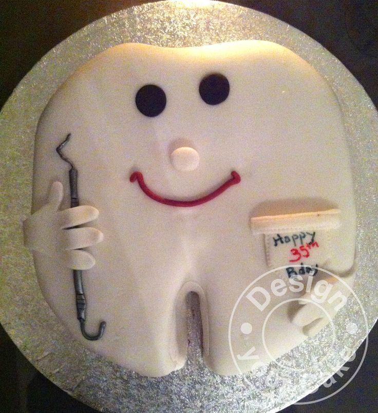 Dentist cake ..