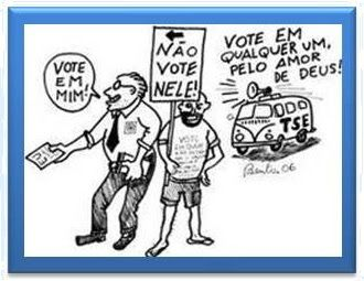 A BILIONÁRIA FARSA ELEITORAL http://almirquites.blogspot.com/2018/01/a-bilionaria-farsa-eleitoral.html Vote em qualquer um. Não faz diferença. Está tudo sob controle!