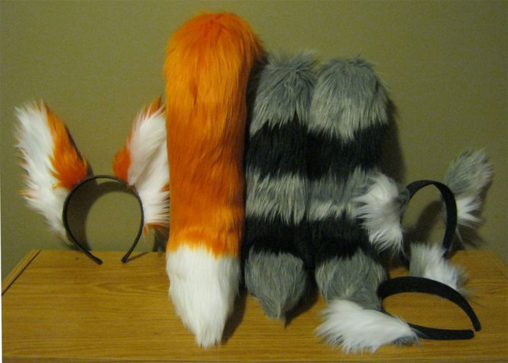 :CO: Lost Boys tail/ear full set — Weasyl