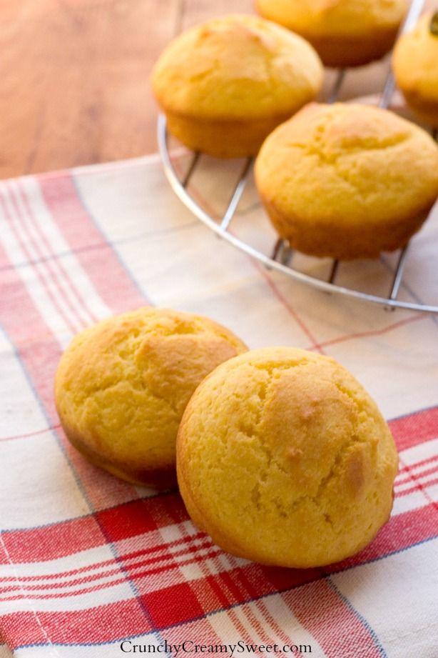 Perfect Cornbread Muffins Recipe
