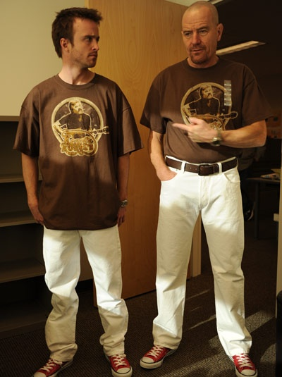 Breaking Bad Behind the Scenes Photos From Vince Gilligan