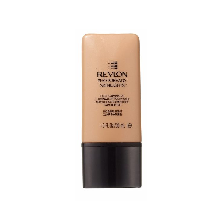 This shimmery Revlon highlighter gives dull skin a delicate, pearly finish.
