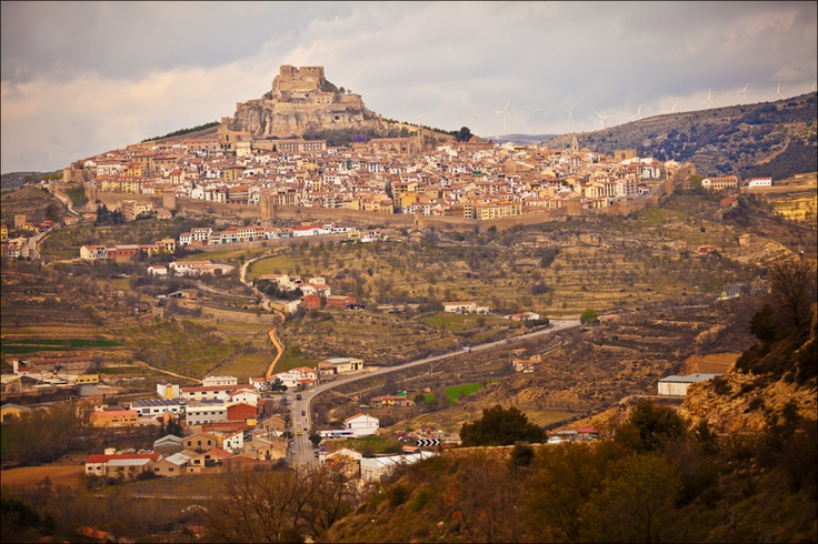 Morella, Spain-can't wait to see this.